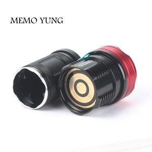 Image 4 - Мощные фонарики 20000 люмен SKYRAY King 10T6 фонарь 10x CREE XM L T6 светодиодный онарики фонарик для батареи 18650