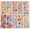 10 Листы Симпатичные Pet DIY Наклейки Пузырь Мультфильм Детские Наклейки Игрушки Pegatinas Emoji ПВХ Стикер Альбом Для Детей Подарок Детям