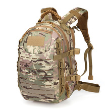 Tactical Military Backpack Outdoor Sports Waterproof Padded Laptop Backpack Laser Cut Molle System Camping Bags rasputin item over5 lc backpack pencott greenzone military tactical backpack molle system free shipping sku12050393