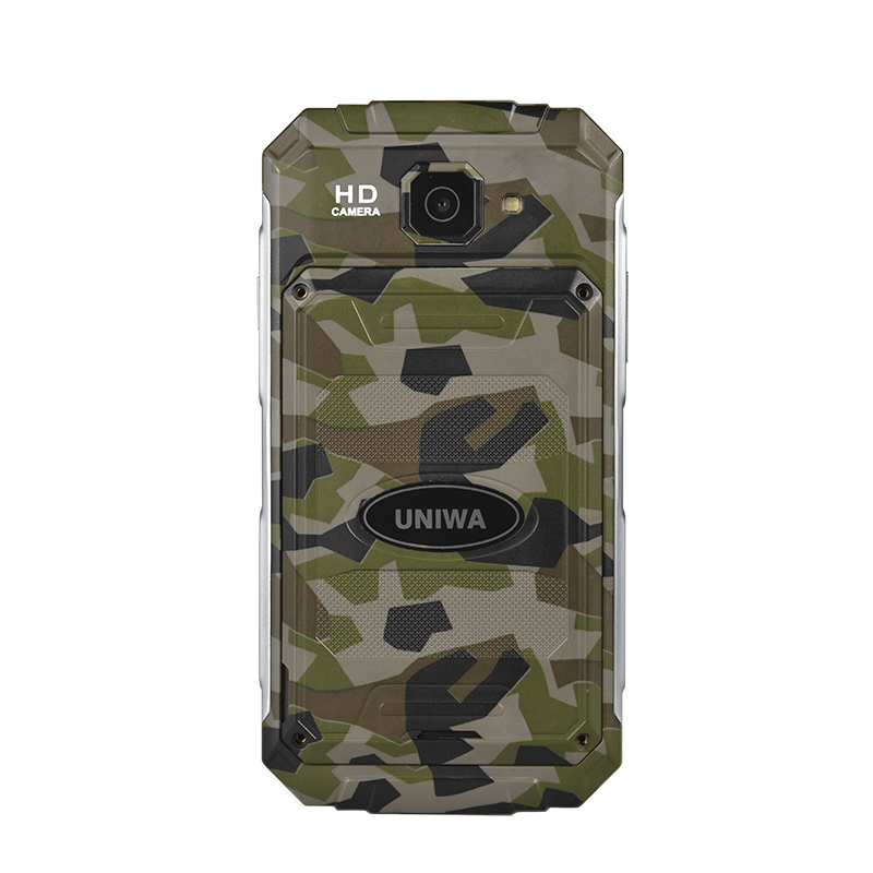 "Image 5 - Original UNIWA V9+ 3G SmartPhone MT6580M Quad Core Android 5.1 Touch Screen Big Battery Mobile Phone 5.0"" Cellphone-in Cellphones from Cellphones & Telecommunications"