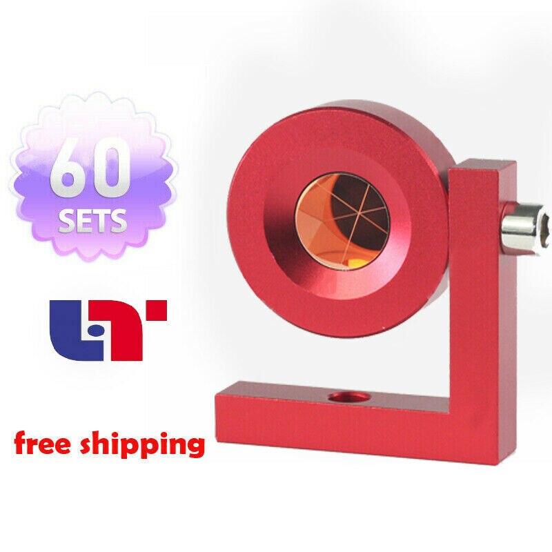 Nouveau prisme de surveillance 60 * GMP104, 90 degrés, réflecteur 1 pouce L Bar