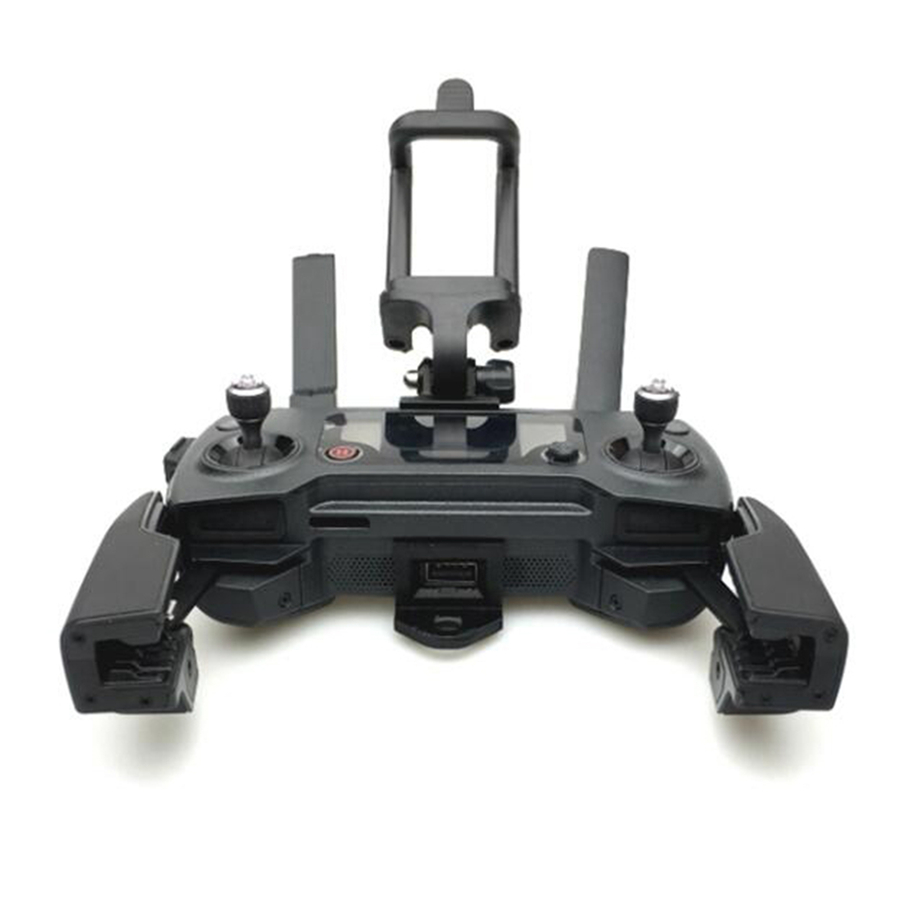 Holder Mount for Remote Control DJI Mavic Pro Spark font b Drone b font Front View