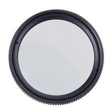 цена на Metal-frame 37mm CPL circular polarizing lens filter lens for DSLR free shipping