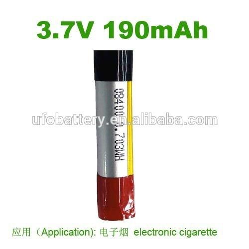 2Pcs cylindrical li ion font b electronic b font font b cigarette b font battery 3