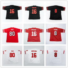 best service 9247a 536c0 Buy red away black football jersey and get free shipping on ...
