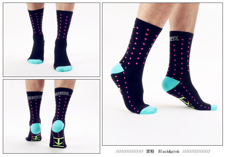 Outdoor Breathable Cycling Sock  (20)