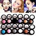 Marca de Maquillaje Kit de Sombra de ojos Maquillaje de Ojos Glitter Shimmer Glitter Pigmento Paleta de Sombra de ojos Bronceador sombra de olho