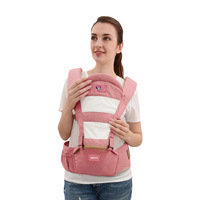 Disney Breathable Baby Carrier Kangaroo Toddler Sling Wrap Portable Infant Hipseat Baby Care Waist Stool Adjustable Hip Seat