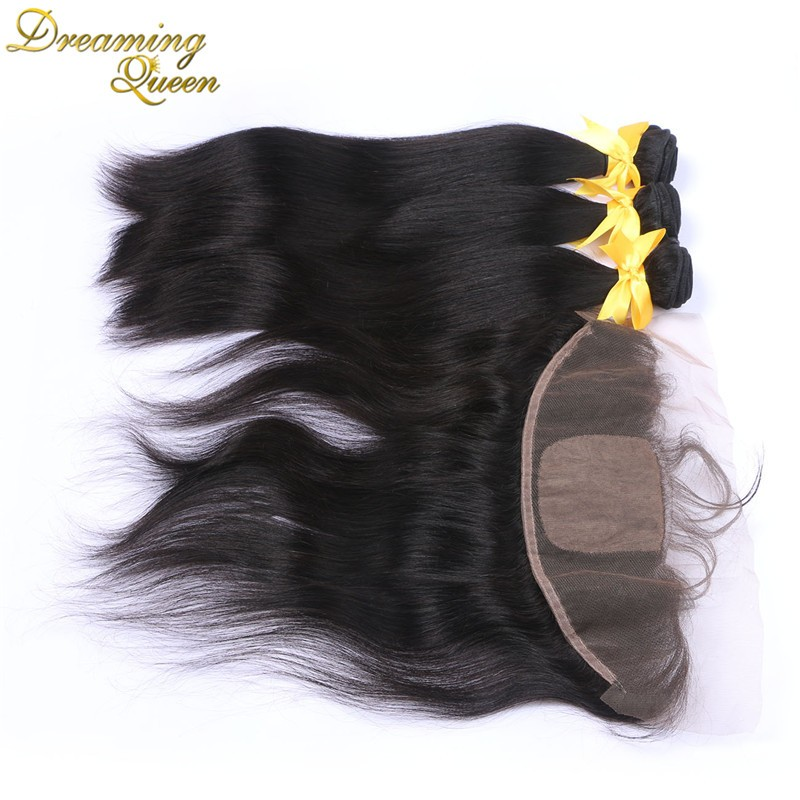 straight hair with silk base 13x4 closure (6)