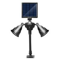 1000Lm Montion Sensor Led Solar Lamp For Garden Waterproof Outdoor Lighting 36 Leds Solar Light Camping 5.5V Solar Panel Power