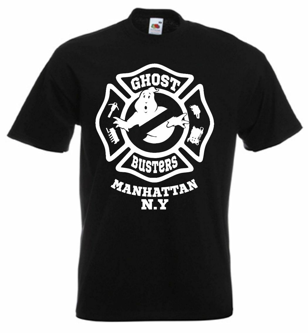 2019 Cool Ghostbusters 80S Movie T Shirt Tee Hoodie