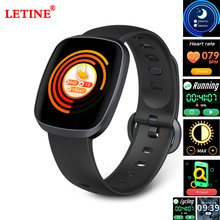 Fitness Tracker Smart Watch GT103 Blood Pressure Sleep Monitor Music Control Full Screen Touch Sedentary Reminder Watch