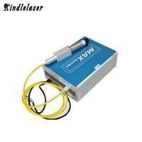 Макс 20 Вт Вт 50 Вт Q switched импульсный волоконный лазерный источник серии GQM 1064nm для лазерной маркировки высокого качества