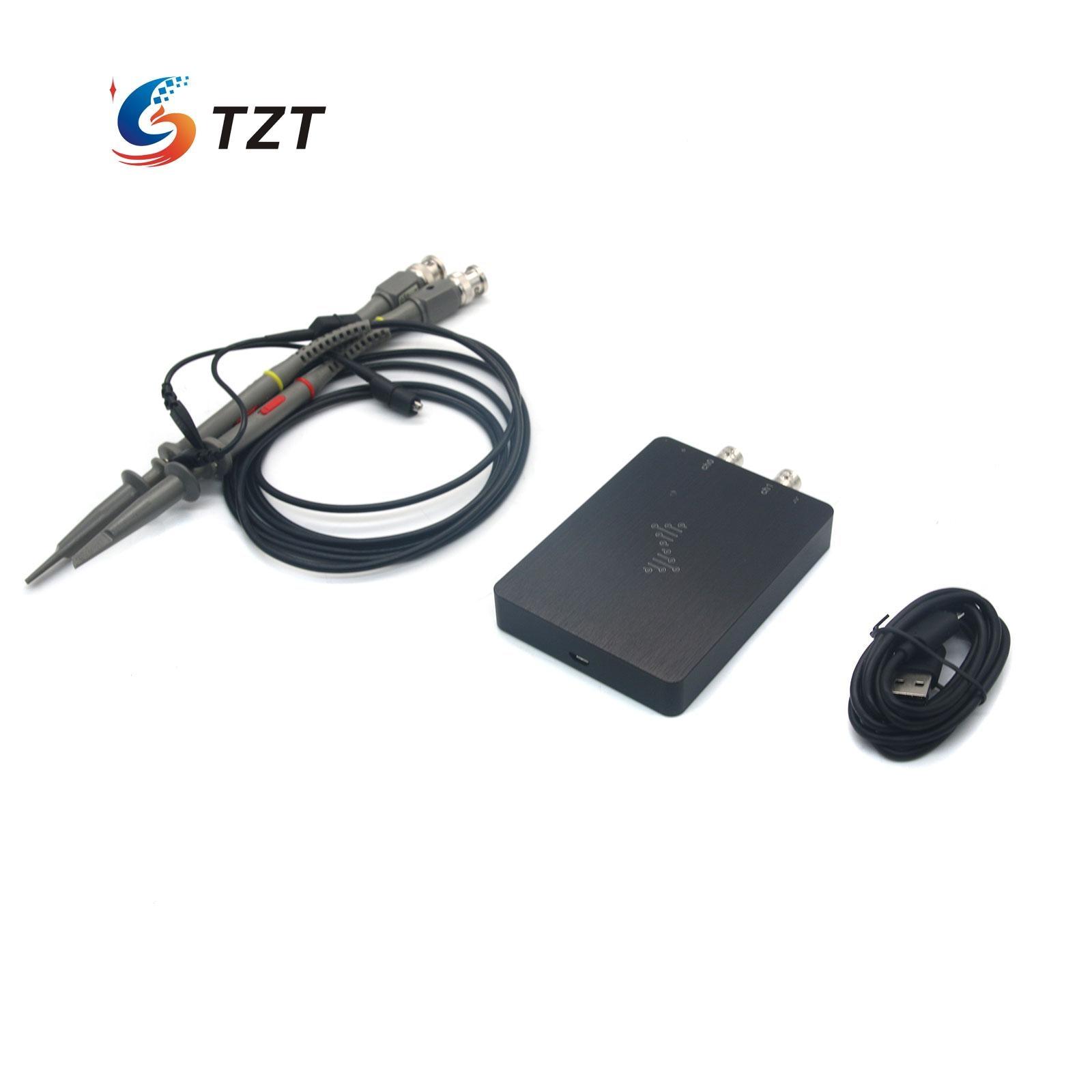 DSCope Oscilloscope Portable OSC 50M Bandwidth 200M Samplinmg Rate Dual Channel