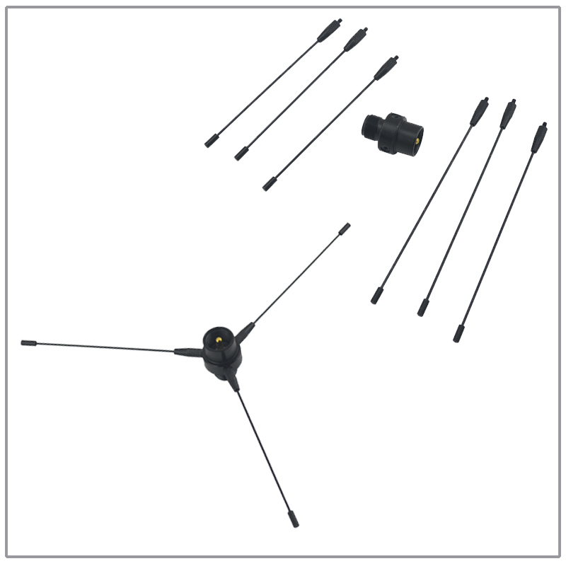 Nagoya RE-02 Mobile Antenna Ground 10-1300MHz UHF Female Connector