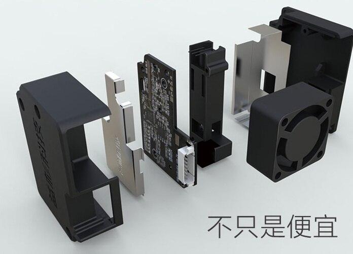 PM2 5 Sensor A4-CG Particulate Concentration Dust Haze A4 Serial Port PWM  A4-CG laser PM0 3-PM10 Sensor Air Quality PM10 Sensor