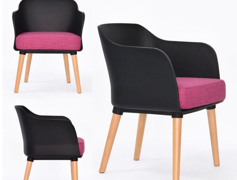 Galleria fotografica Colore di modo divano Divano poltrona In Legno e Plastica, bianco, blu, sedia da pranzo, mobili soggiorno, divano con una poltrona, divano tempo libero