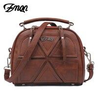 ZMQN Women Messenger Bags Famous Brand 2017 Vintage Retro Women Crossbody Bag Small PU Leather Handbags