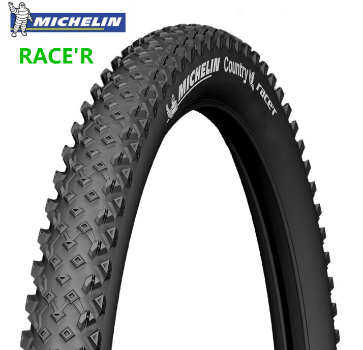 Michelin RACE'R Bicycle Tire Mountain MTB <font><b>BMX</b></font> Bike tyre <font><b>26</b></font>*2.1/27.5x2.1 Cycling pneu bicicleta maxxi parts image