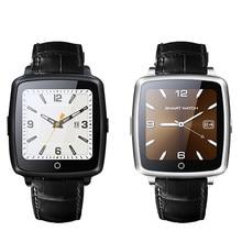 Bluetooth 4,0 SmartWatch U11C Lederband Intelligente Uhr Unterstützung SIM Karte Video Tonaufnahme Geschenk Smart Uhr für iOS Android