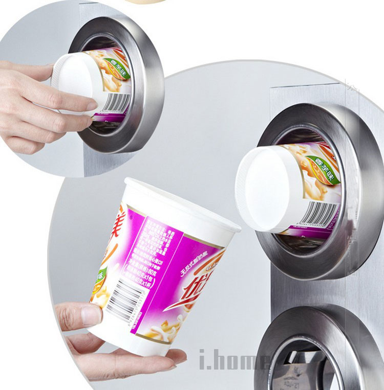 Double Hole Cup Dispenser (4)
