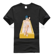 2019 new T-shirt Short sleeve Dragon Ball Leisure Japan Anime Cartoon Fashion SON GOKU Pop Boy Funny t shirt Cute Clothing