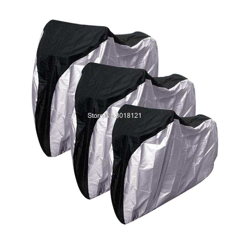 Outdoor Rain Dust Protector Anti-UV Waterproof Bike Bicycle Cycling Garage Cover Drop ship
