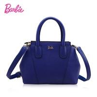hot sale Barbie Women Shoulder Bag for girls rivet PU Leather women handbags fashion red Bag Crossbody Bags