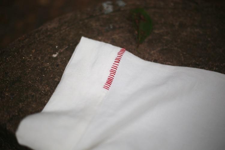 Sommer Casual Kleider Leinenstickerei Frauen Solide Weißes Kleid - Damenbekleidung - Foto 4