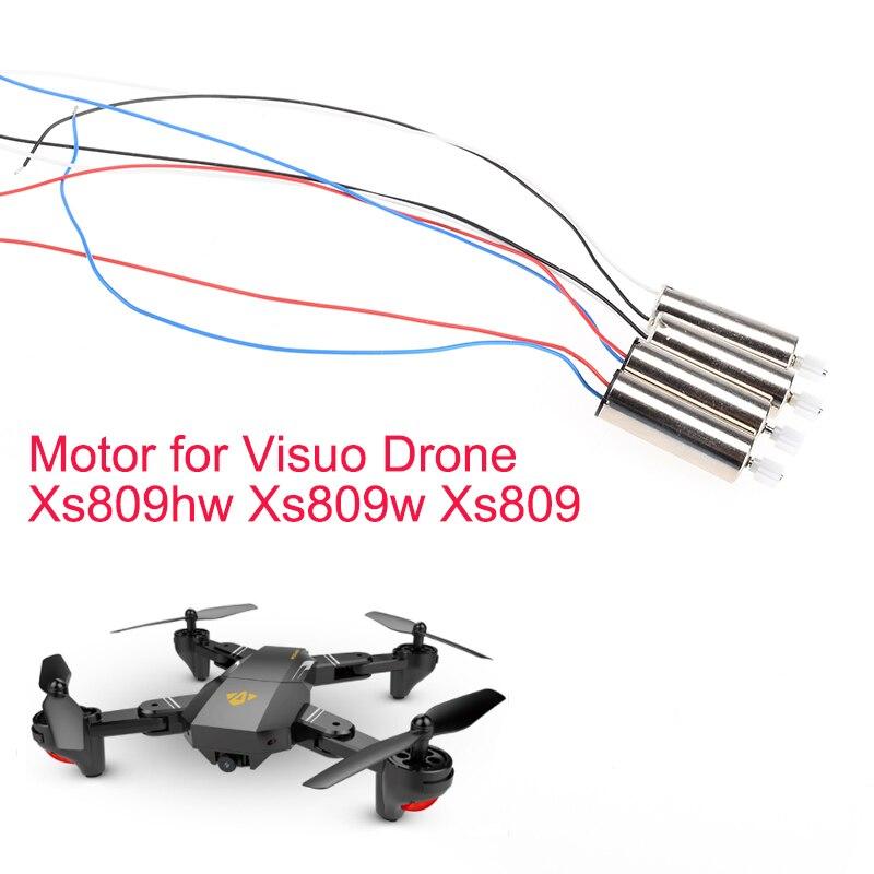2PCS Motor for VISUO XS809 XS809HC XS809HW Mini Foldable Selfie RC Quadcopter