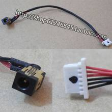 Free shipping For Samsung samsung XE700T1A notebook with a line power connector power head