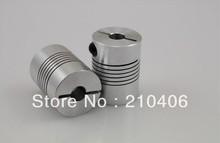 BR 4mm x 5mm CNC Flexible Coupling Shaft Coupler Encode Connector D20 L25