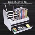 Mainframe коробка для хранения деталей мобильный телефон ПК компонент обслуживания Коробка Отвертка Пинцет ящик для инструментов стеллаж для х...