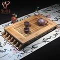 The tray filled with wisdom trumpet 56.5*29.5*7.5 gift tea set LOGO full custom mixed batch