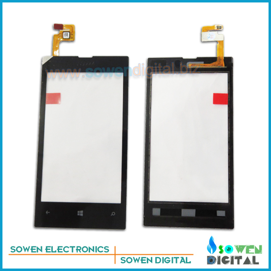 for Nokia Lumia 520 N520 Touch screen digitizer touch panel touchscreen, Best quality,100% tested