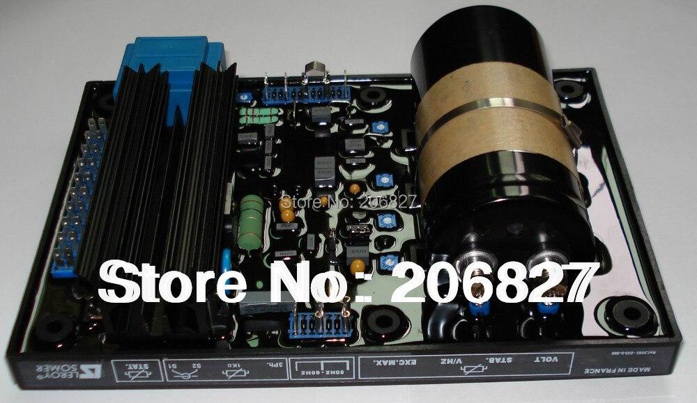 Avr r448 para Generador regulador de voltaje automático Más V8.33 Tl866Ii Plus Universal Minipro programador Tl866 Nand Flash Avr foto Bios PROGRAMADOR Usb + 17 Uds adaptador
