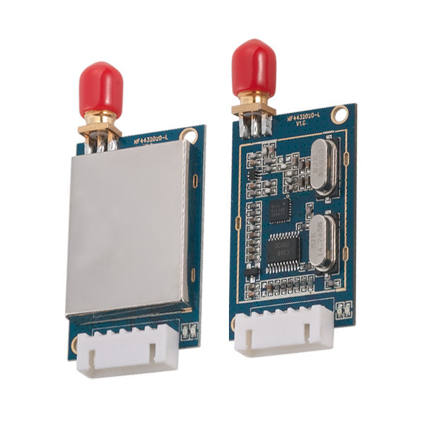 RS232 Interface Type 2PCS/Lot RF Module SV611 Wireless Transmitter and Receiver 433MHz