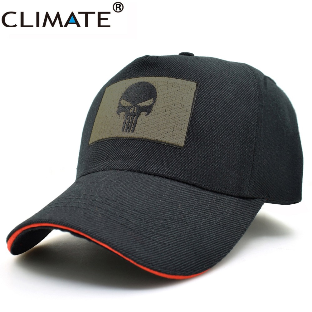 CLIMATE The Punisher Hat Cap Me