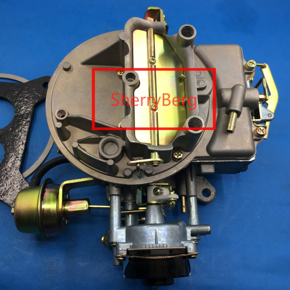 carb carby carburettor CARBURETOR vergaser fit for 2100 FORD 289 302 351 JEEP 360 ENGINES 2 BARREL 1964-1978 for 2150 to Israel high quality carburetor carb carby for husqvarna partner 350 351 370 371 420 chainsaw poulan spare parts walbro 33 29