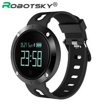 Smart Сердечного ритма артериального давления браслет Сидячий напоминание фитнес-трекер спортивные часы smartband для IOS Android