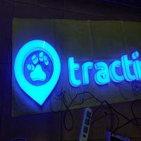 3D ao ar livre Restaurante placa do sinal iluminado letras de canaleta de acrílico personalizado|Módulos de LED| |  -