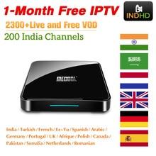 IPTV India Italia África IP TV ex yu árabe Pakistán 1 mes IPTV gratis KM3 caja de ATV Polonia Nethenlands Alemania IPTV India Turquía