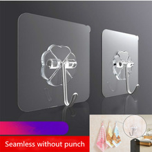 5pcs ABS Multifunction Strong Telus Suction Telus Sucker Wall Cangkuk Hanger untuk Dapur Bathroom Hanger 2018 Hot Sale