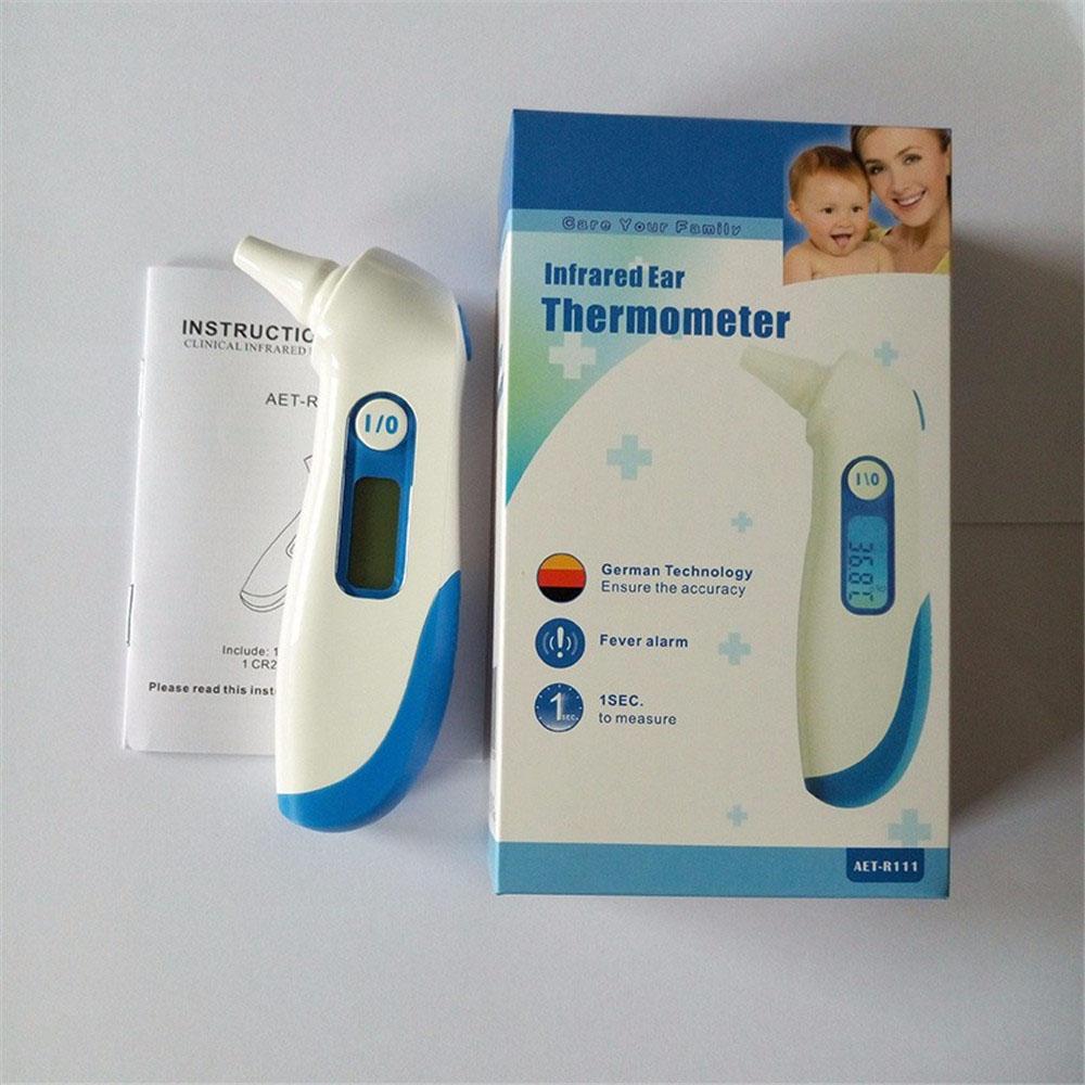 Infrarot Baby Nicht-kontakt Körper Thermometer Lcd Digital Ohr Stirn Temperatur Kind Erwachsene Medizinische Fieber Thermometer Baby