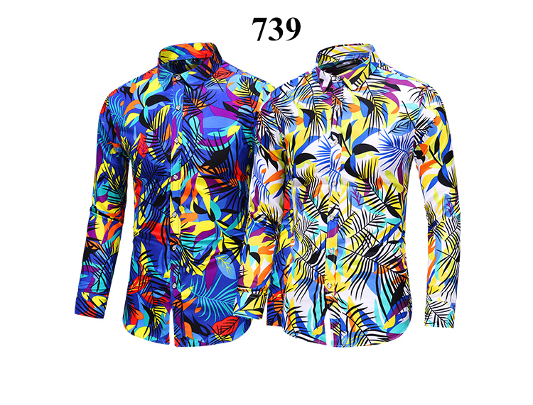 HTB1cEZWaeL2gK0jSZPhq6yhvXXaM - Casuals Shirt Men Autumn New Arrival Personality Printing Long Sleeve Shirts Mens Fashion Big Size Business Office Shirt 6XL 7XL