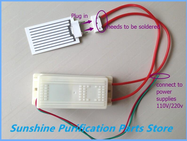 3.5 г генератор озона керамические равнины быстрой ликвидации на убить baterias + бесплатная доставка