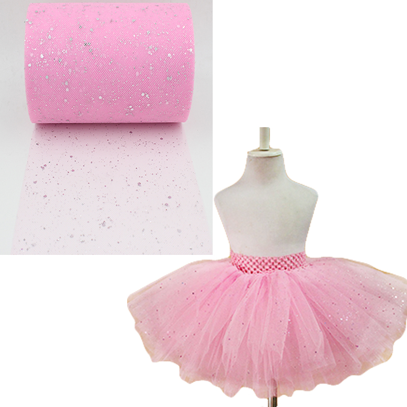 baby and children Girl Colorful Girls giltter roll tutu skirt Fluffy Chiffon Tutu Petti Skirt Princess Skirts sequin tulle