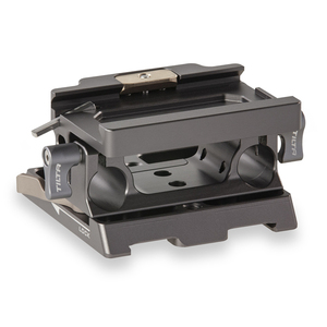 Image 3 - Наклонная плита TILTA TA BSP 15 G 15 мм LWS для TILTA BlackMagic BMPCC 4K, наклонная клетка Z CAM, серая или тактическая Готовая