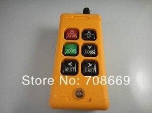 Image 2 - HS 6 6 Channels Control Hoist Crane Radio Remote Control System