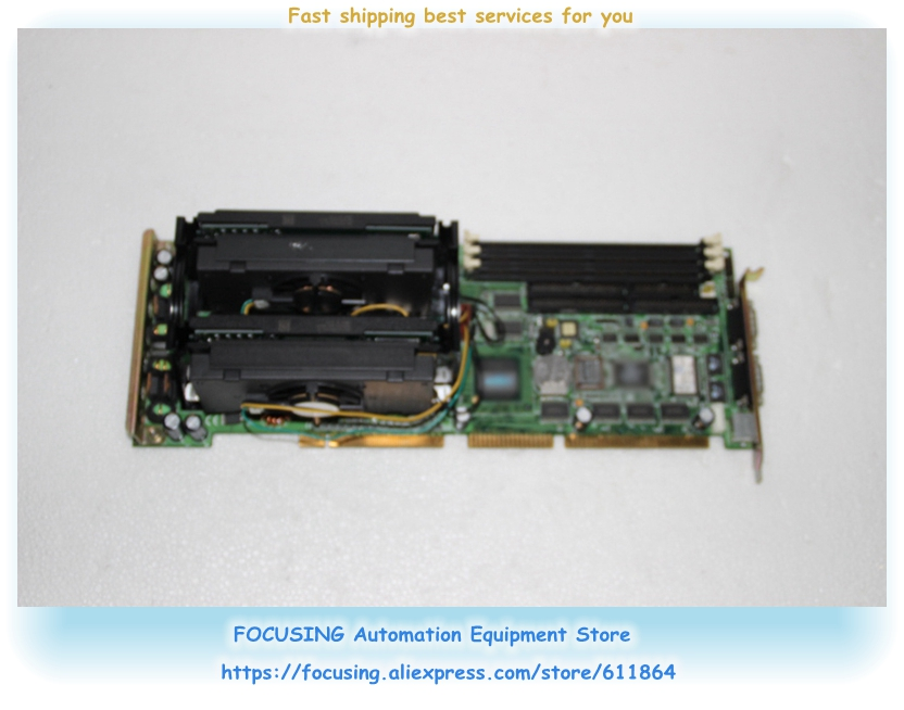Original PCA-6275 Dual CPU Industrial MotherboardOriginal PCA-6275 Dual CPU Industrial Motherboard
